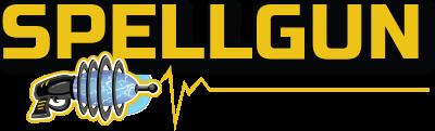 Spellgun logo
