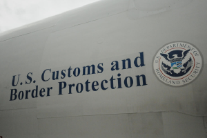 ACT provides services to CBP.