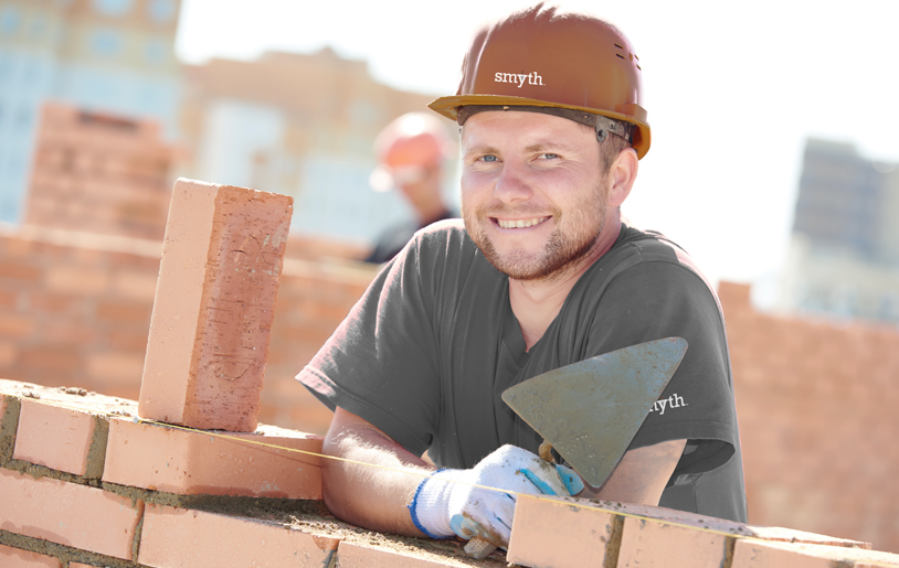 how to become a bricklayer ireland