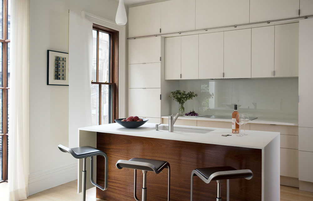 Modern Urban Kitchen