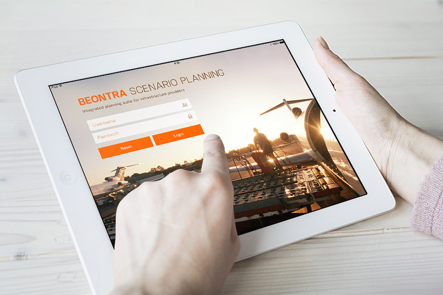 Beontra App Design