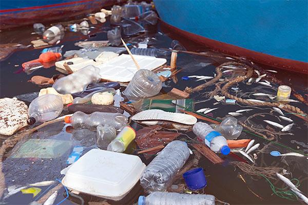 Plastik Ozeane