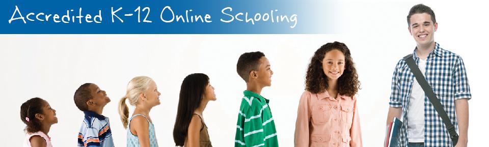 Accredited K-12 Online Schooling