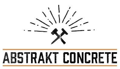 Abstrakt Concrete - nav logo - desktop and ipad