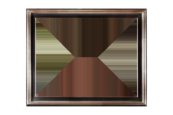 Art Deco Lijst Zilver
