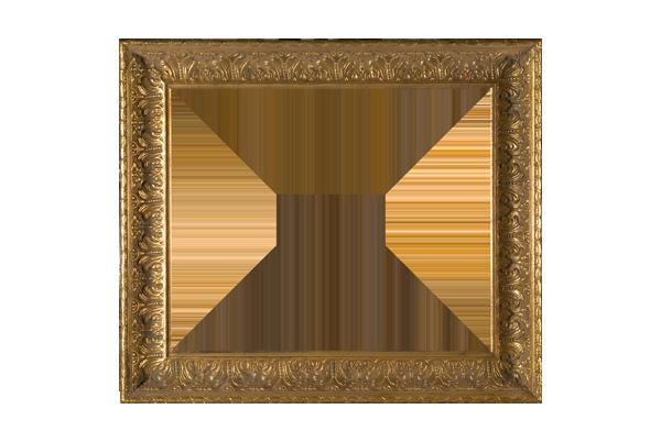 italiaan ornament antiek goud lijst