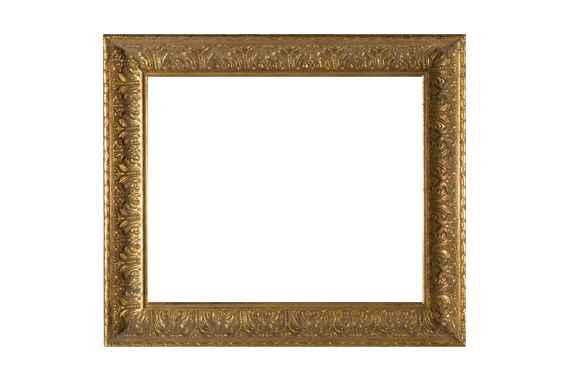 Italiaans ornament goud antiek