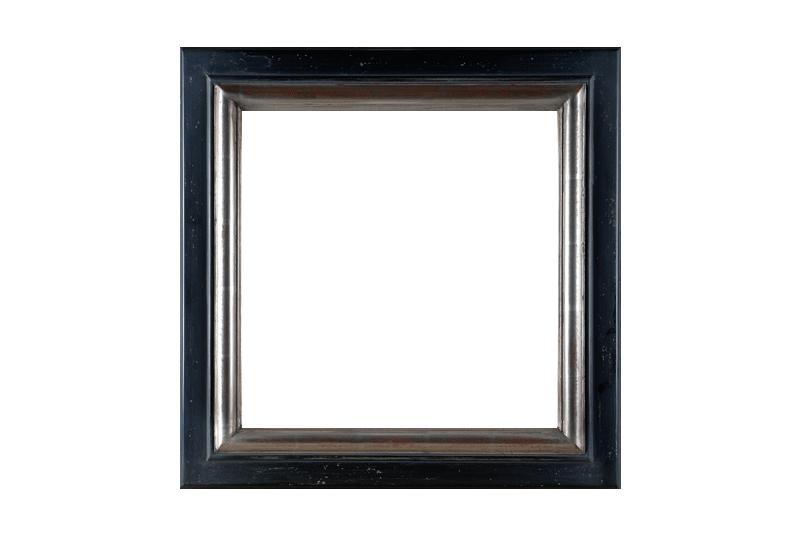 12 Karaats witgouden schilderijlijst