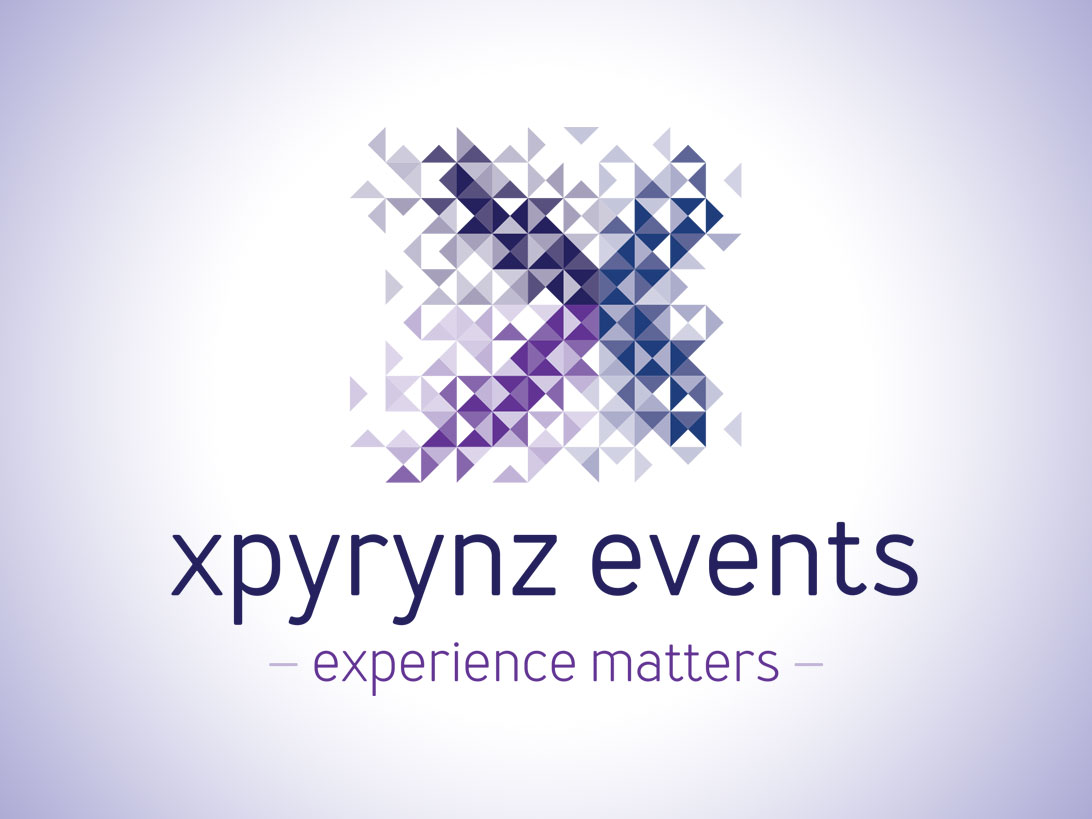 xpyrynz events full color logo