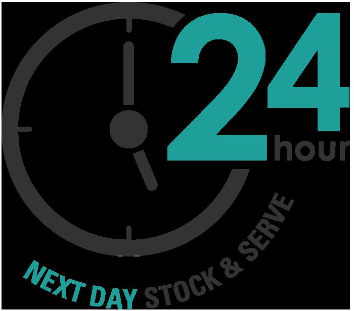 BF 24 Hour Logo