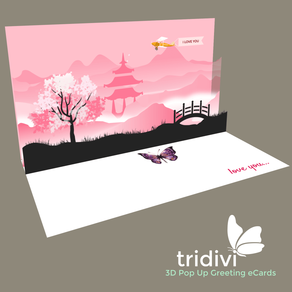 Free personalized 3d pop up ecards tridivi love 3d pop up cards and ecards kristyandbryce Gallery
