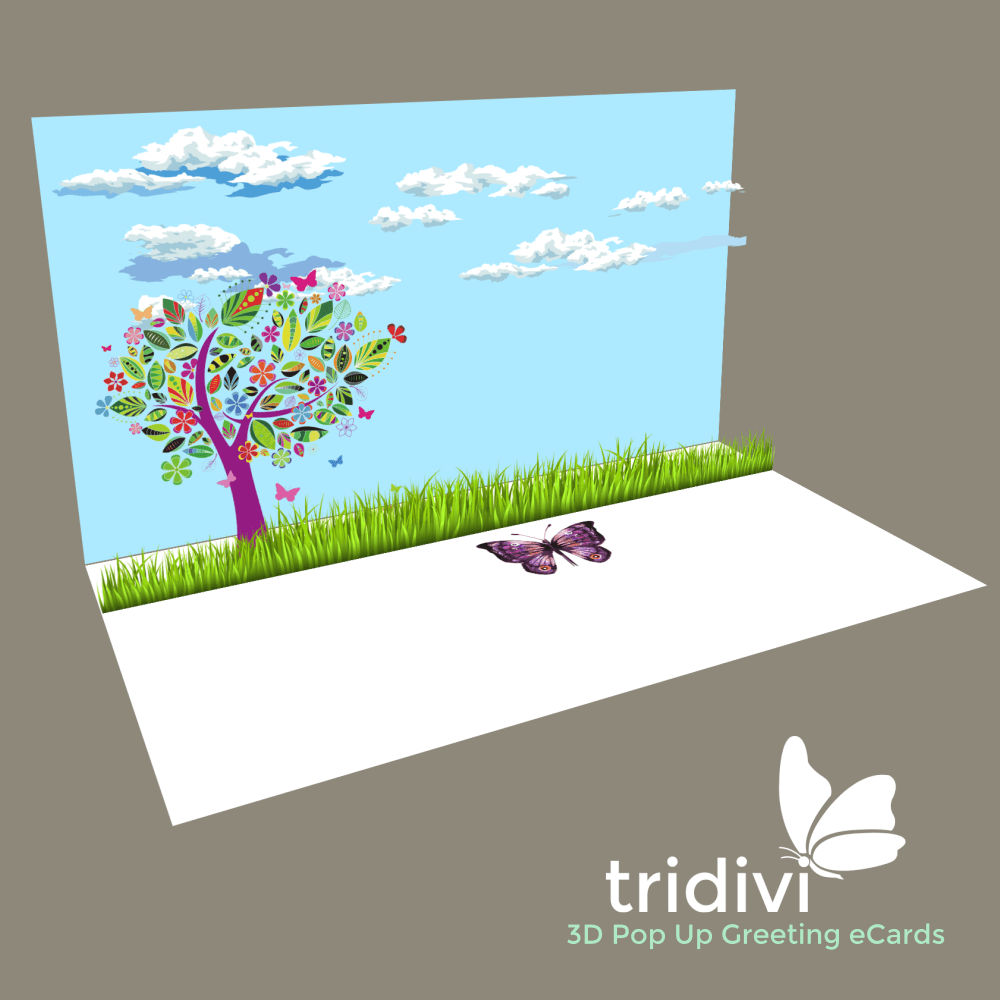 Dream 3d Pop Up cards and ecards