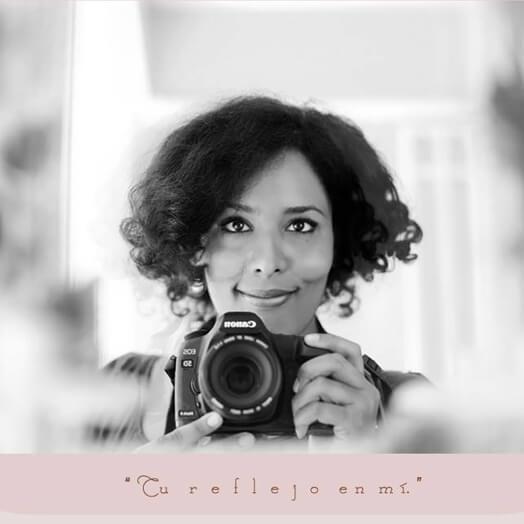 Jeannette Jiménez, fotógrafa y colaboradora de Carolina787.