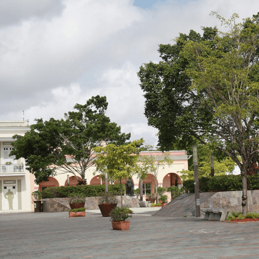 Plaza Recreo Rey Fernando III, Carolina.