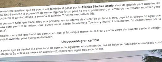 Tarjetas de Presentación.