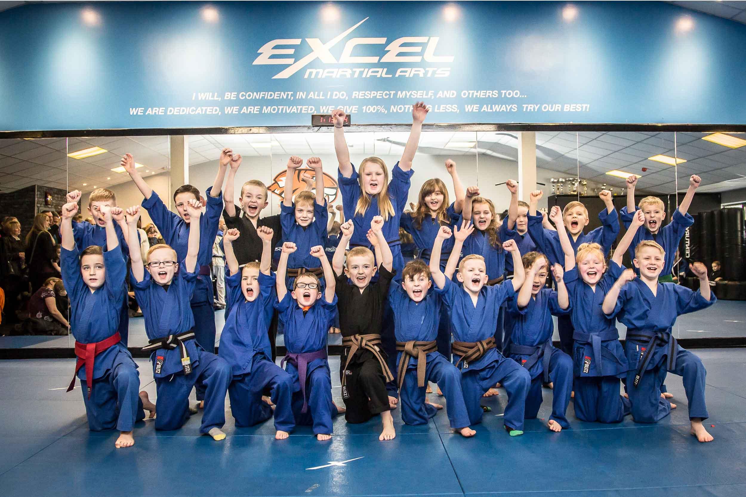 cgildrens karate and kickboxing classes