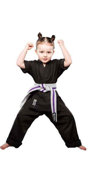Kids karate lessons in sheffield
