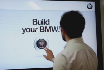 build BMW experience