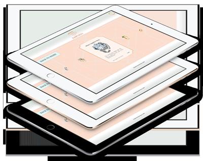 iPad Digital Signage