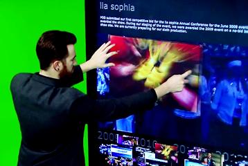 touchscreen formats