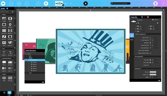 Interactive Presentation Tool