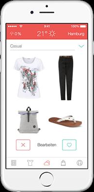 DailyDress Screenshot Outfit
