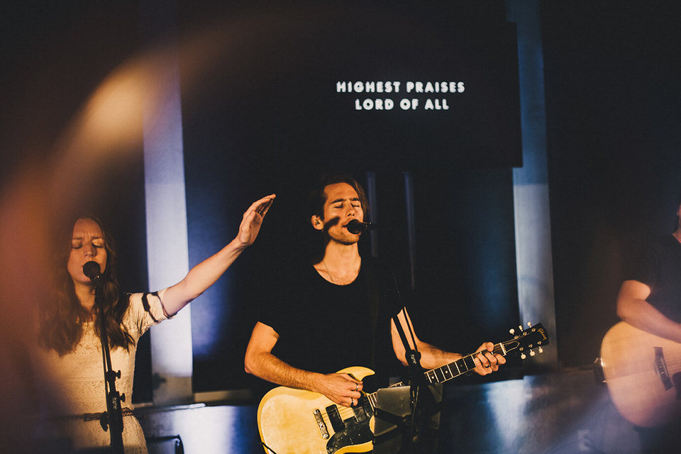 Worship Night - Glory Mountain