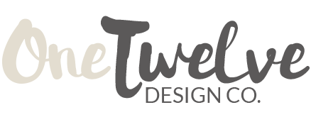 One Twelve Design Co. Logo