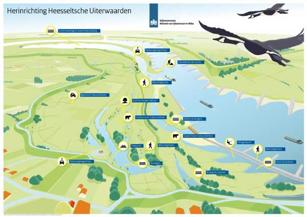 Infographic rws Dutch Government (Rijksoverheid).