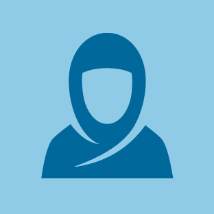 Muslim Woman icon by #dutchicon for the Dutch Government (Rijksoverheid).