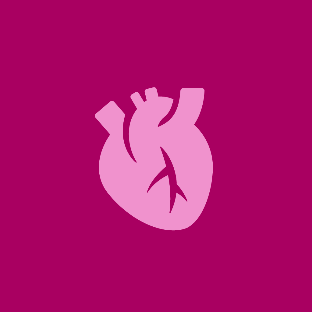 Human Heart icon by #dutchicon for the Dutch Government (Rijksoverheid).