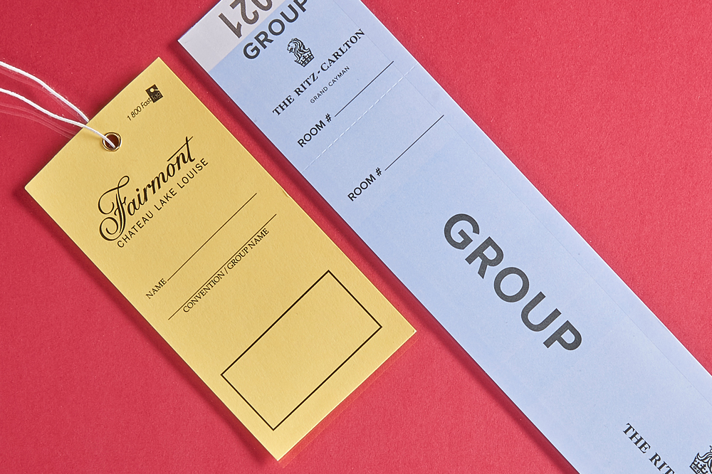 Group Luggage Tags