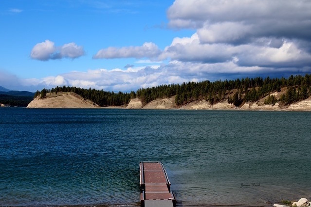 Lake Koocanusa & Marina