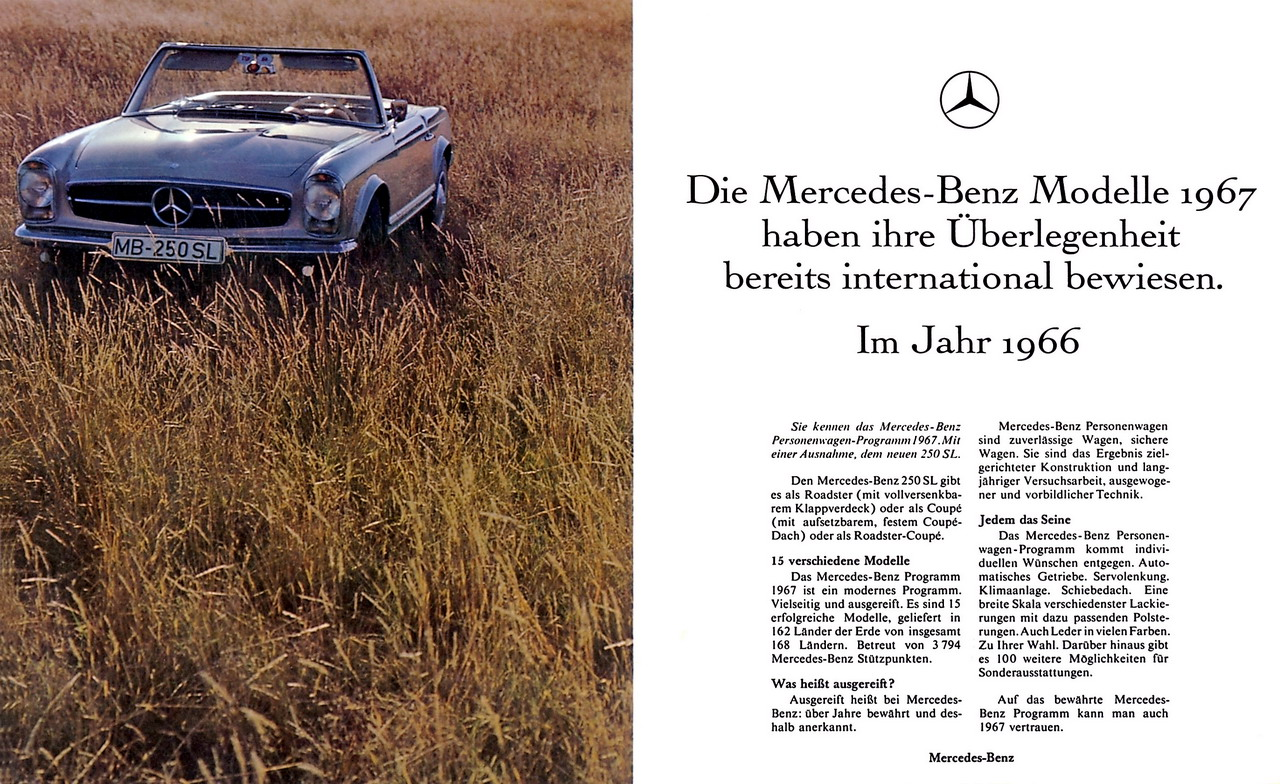 Mercedes benz 280sl car vehicl wrap mercedes benz merced pagoda - Many Thanks To Ar For Unearthing This Gem 11 08 2017