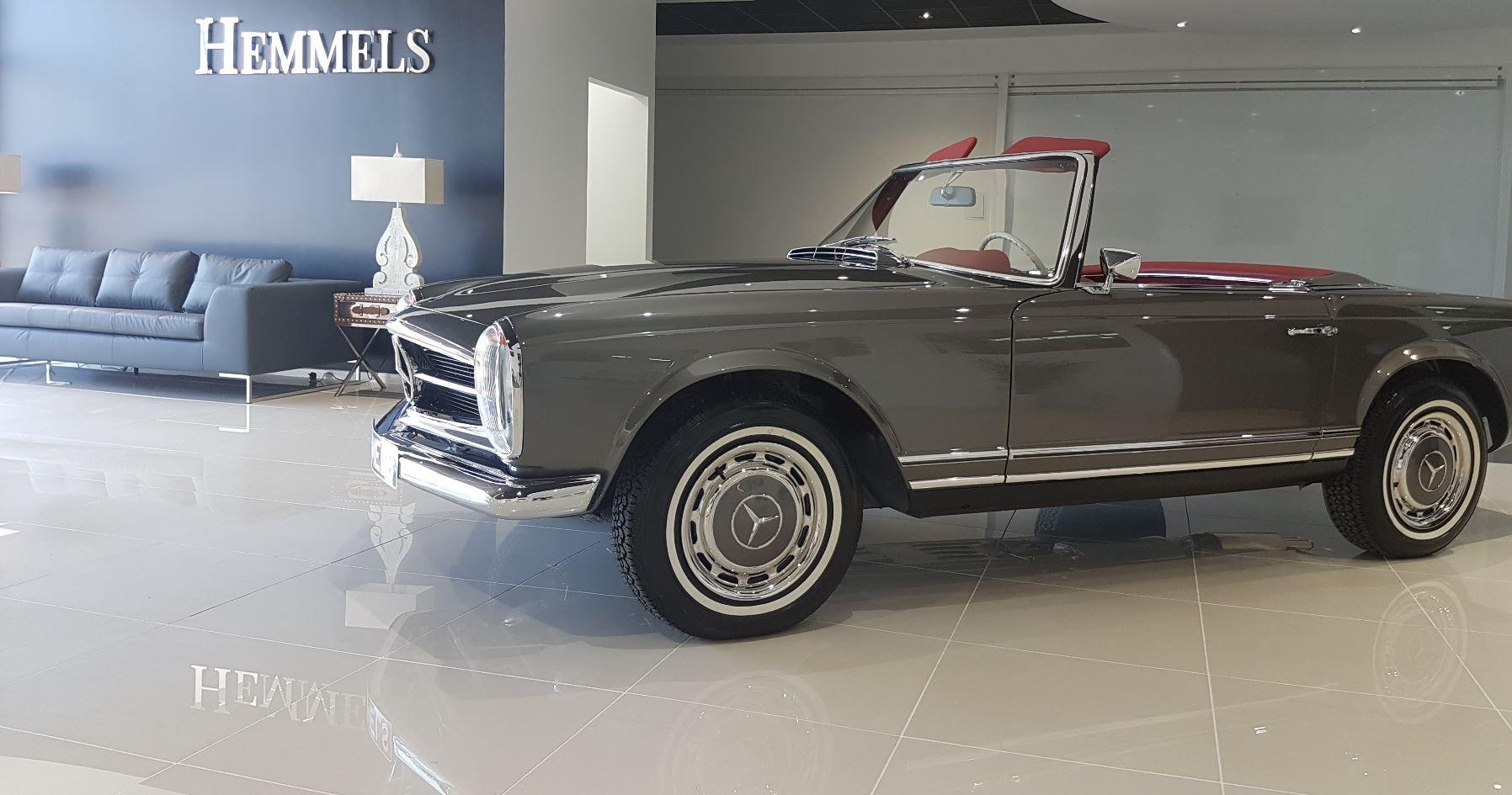 1971 280SL by Hemmels