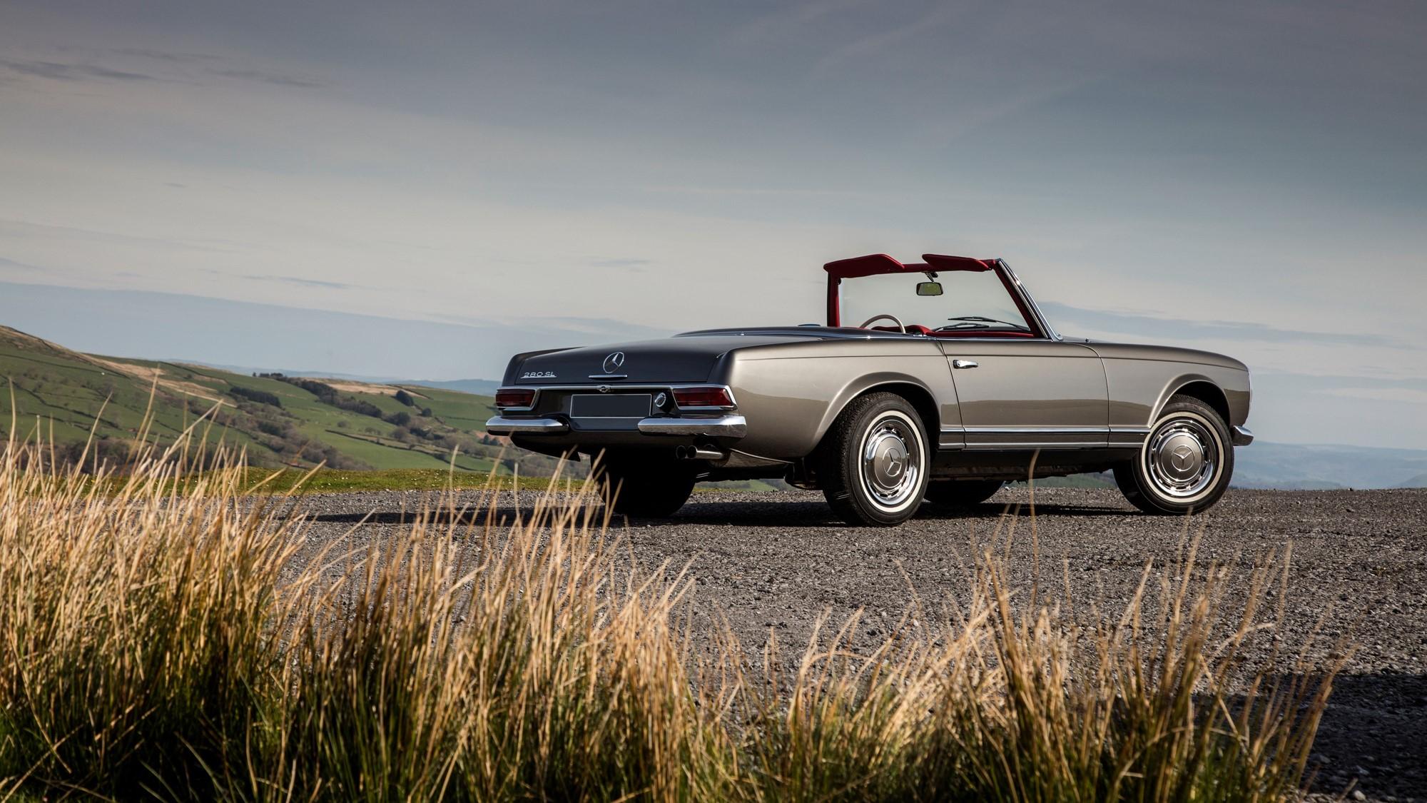 Classic car retoration - UK - Hemmels