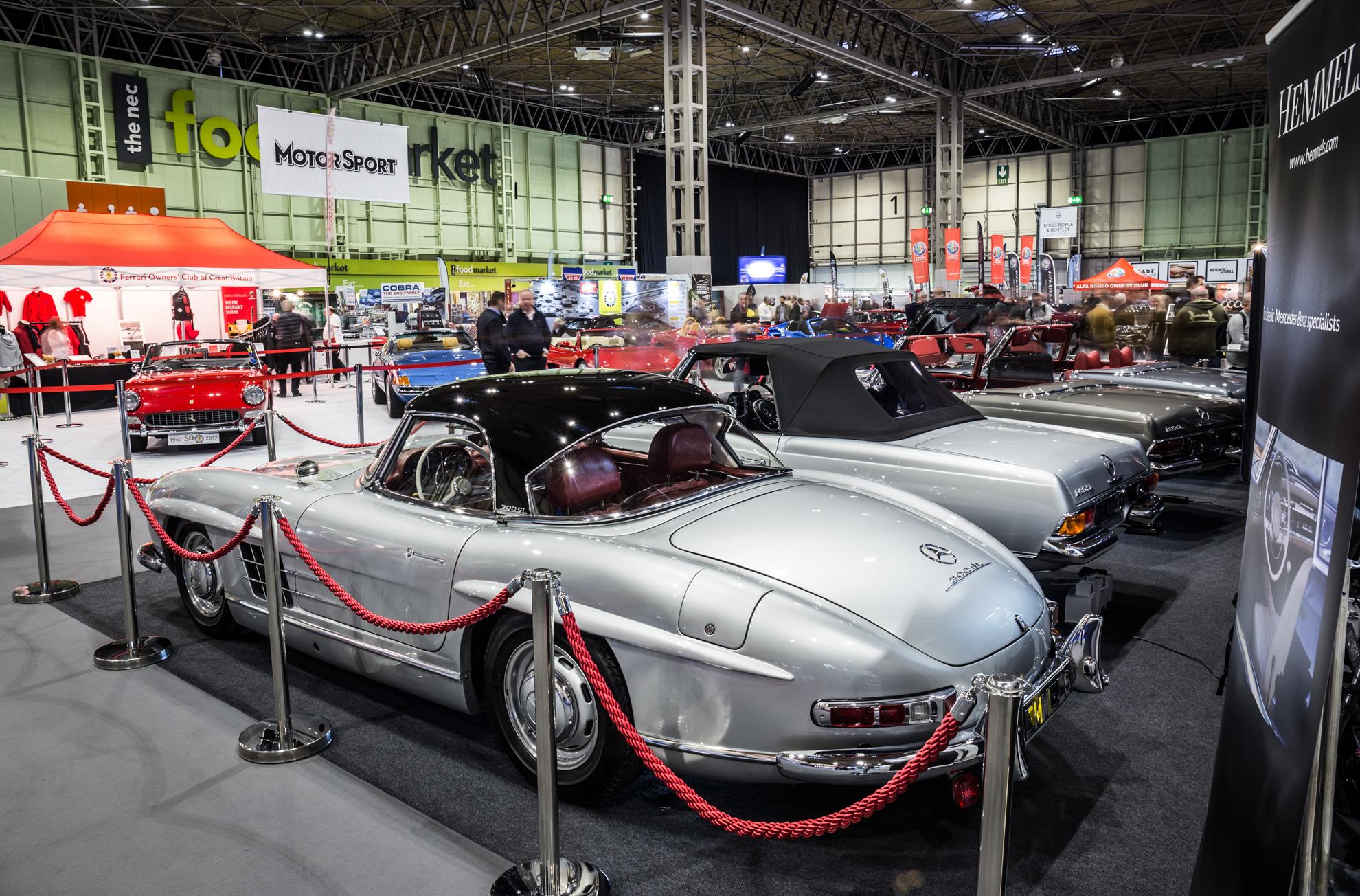 hemmels 300SL restoration