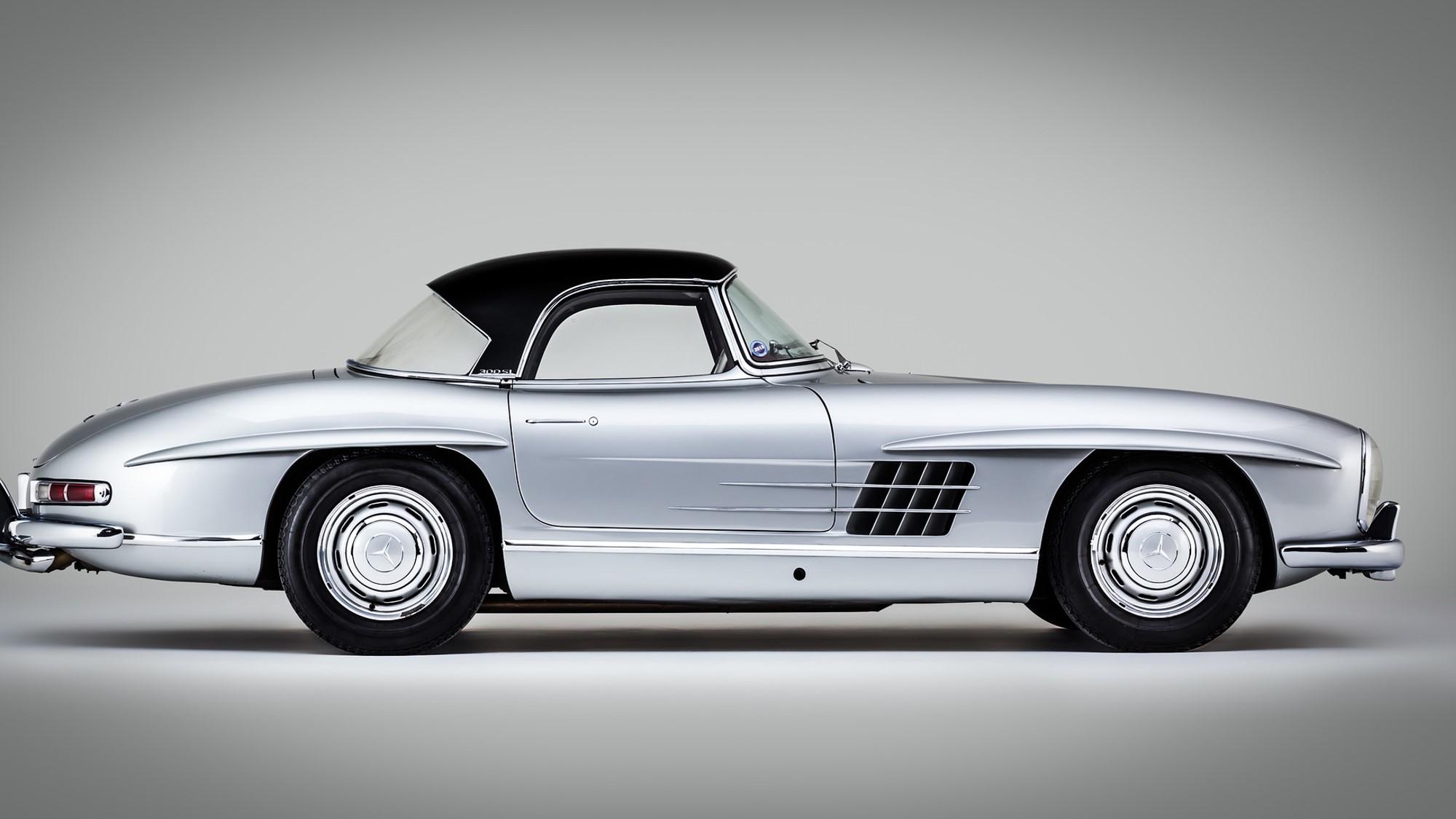 280SL Mercedes classic colour codes