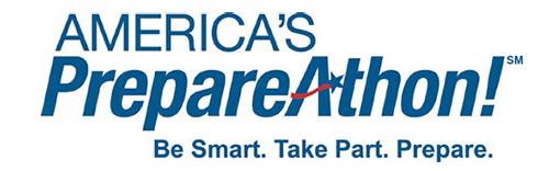 America's PrepareAthon Logo