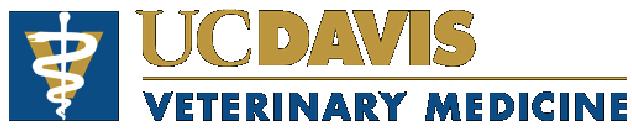 UC Davis Veterinary Medicine Logo