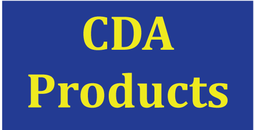 CDA Products Logo