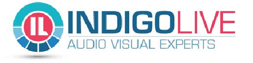 Indigo Live Logo