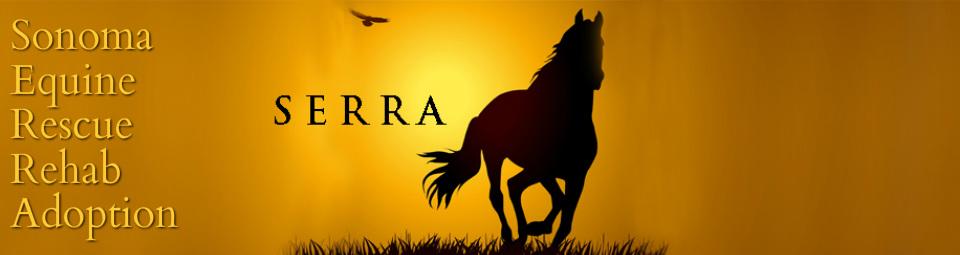 Serra Equine Rescue Logo