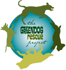 The Green Dog Rescue Project Logo
