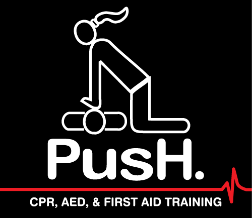 Push CPR Logo