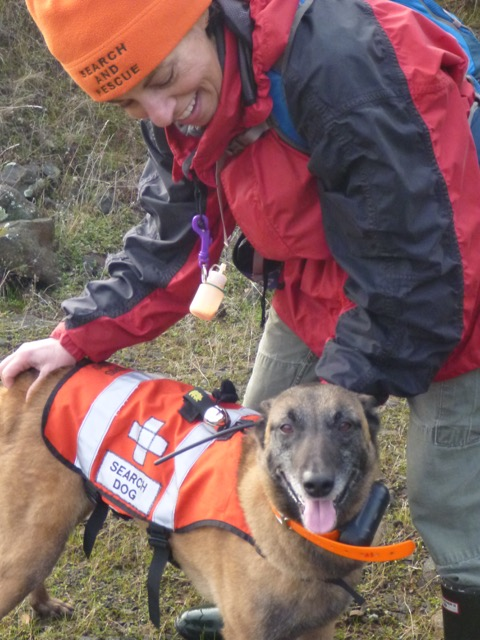 Eris K9 Search Dog