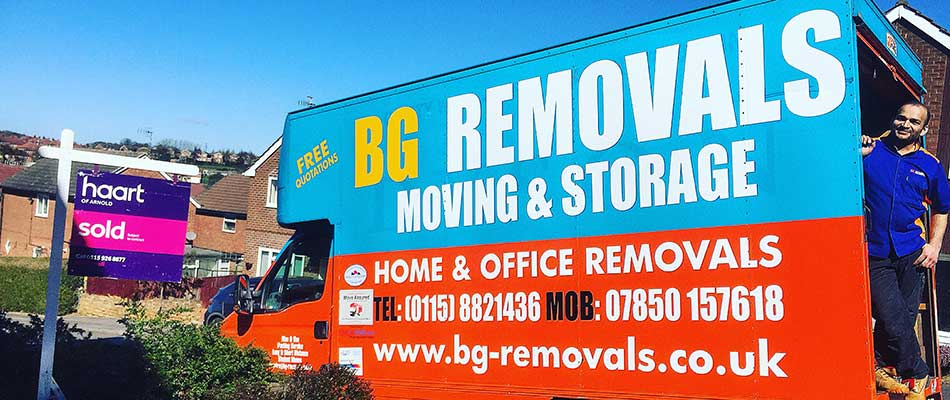 Removal Services in Derby