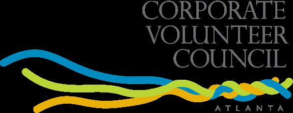 Corporate volunteer council logo