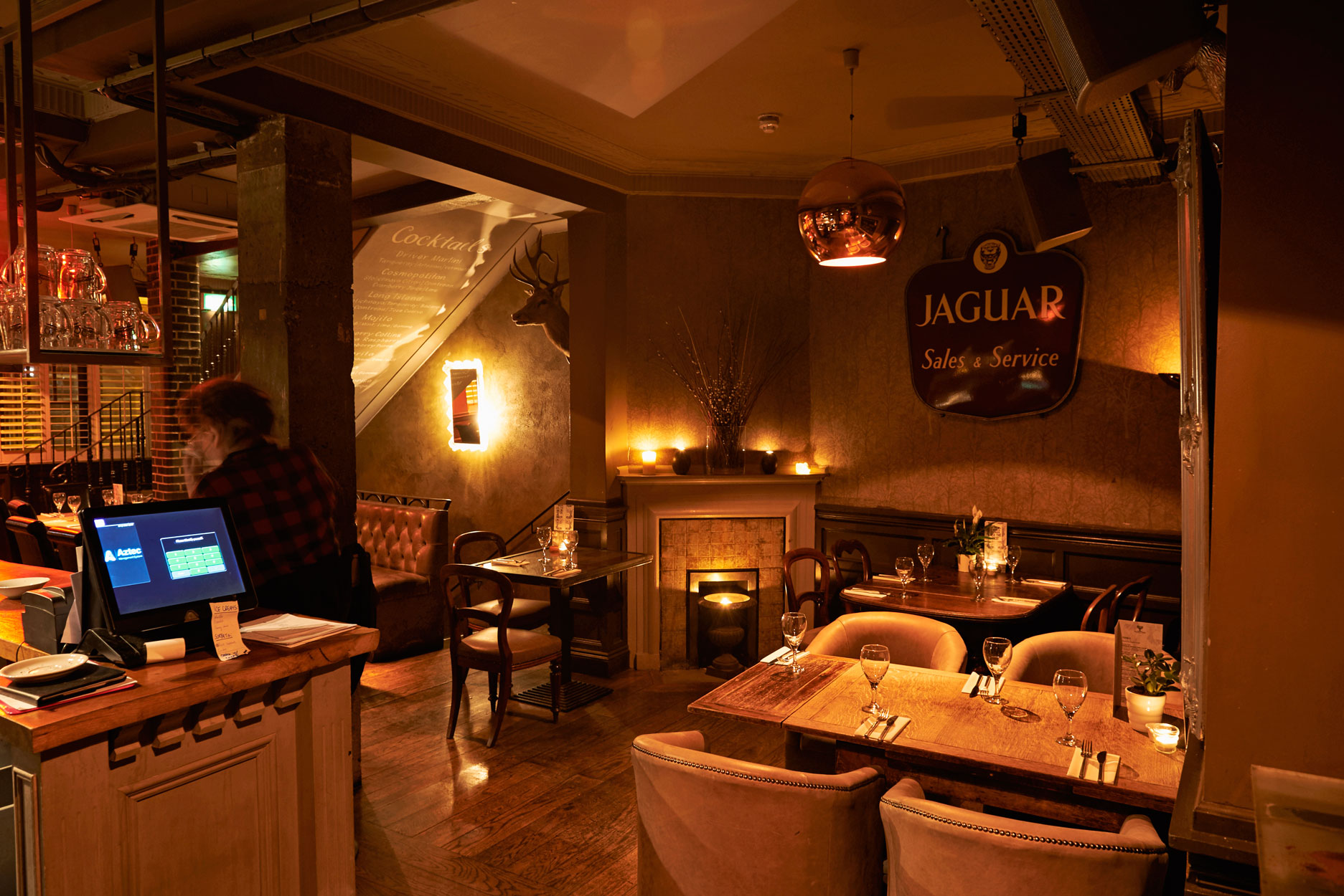Restaurant Pub Amp Venue Hire In Kings Cross London At The
