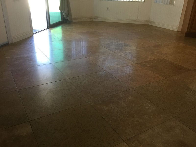 Travertine Cleaning Chandler